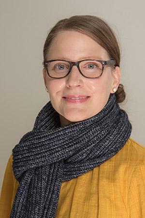 Jeanne Bauer portrait