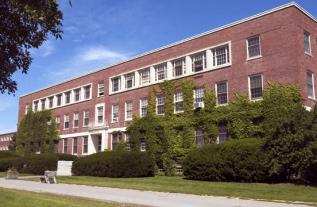 photo of Boardman Hall