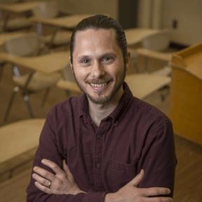 Andrew Goupee faculty photo