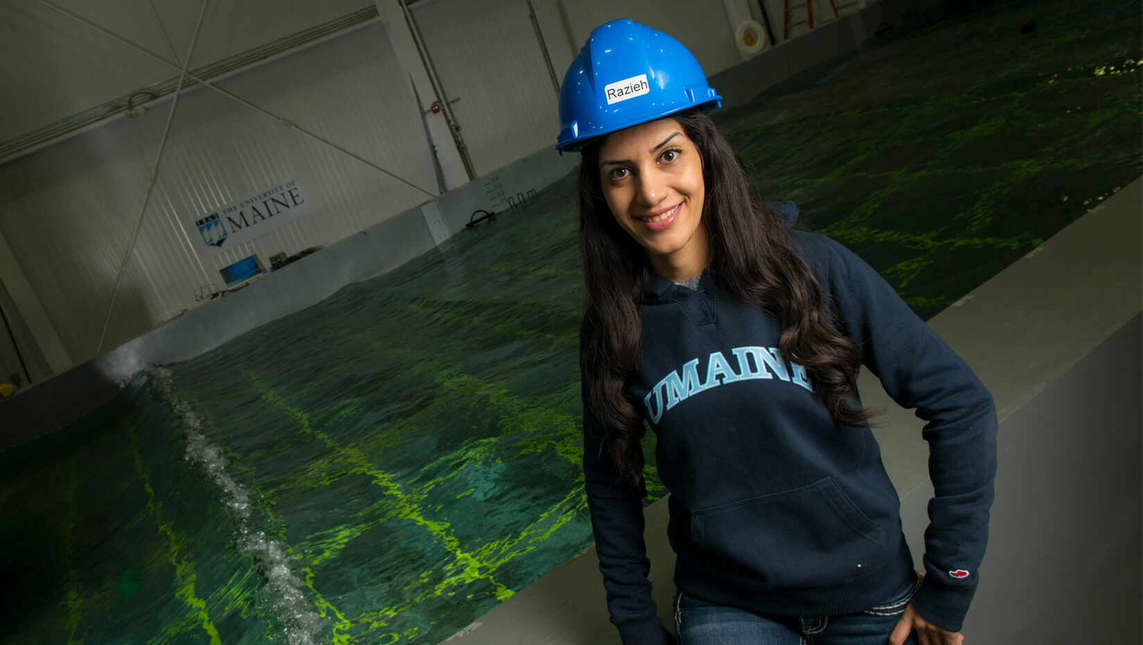 featured image for UMaine engineers make waves in naval architecture