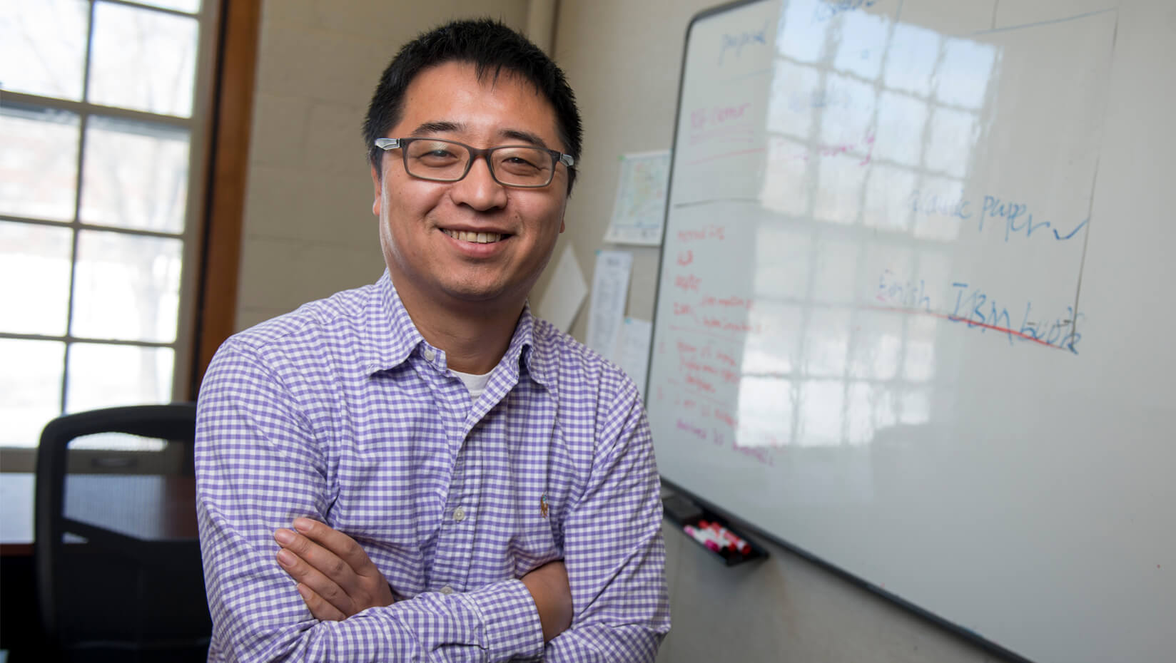featured image for MEE professor receives NSF CAREER Award