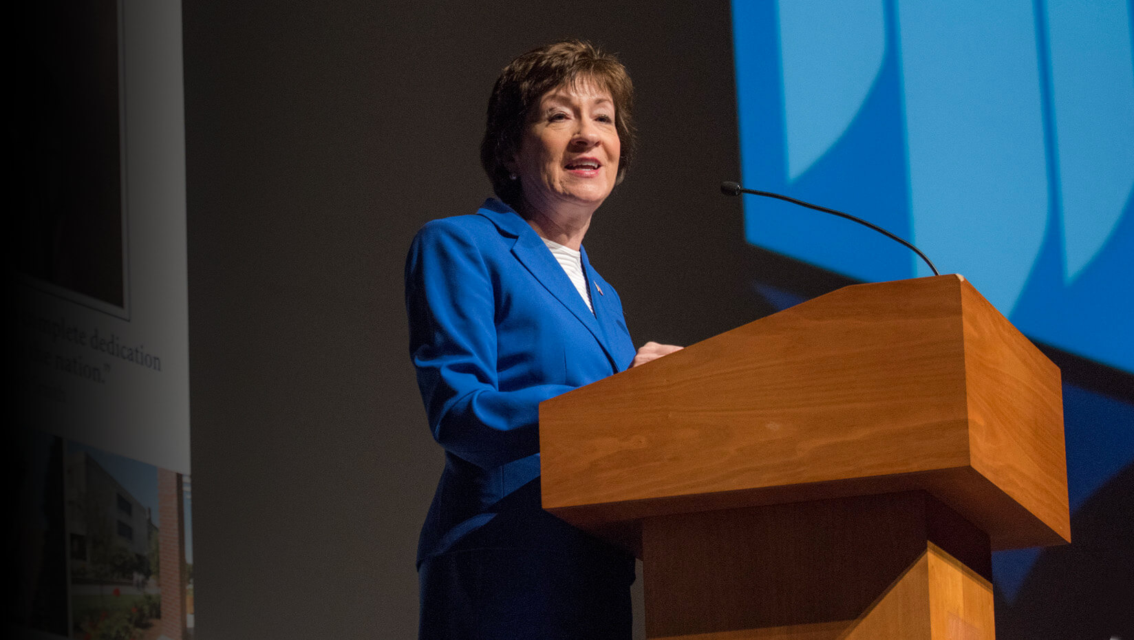 featured image for Sen. Susan Collins to give UMaine Commencement address