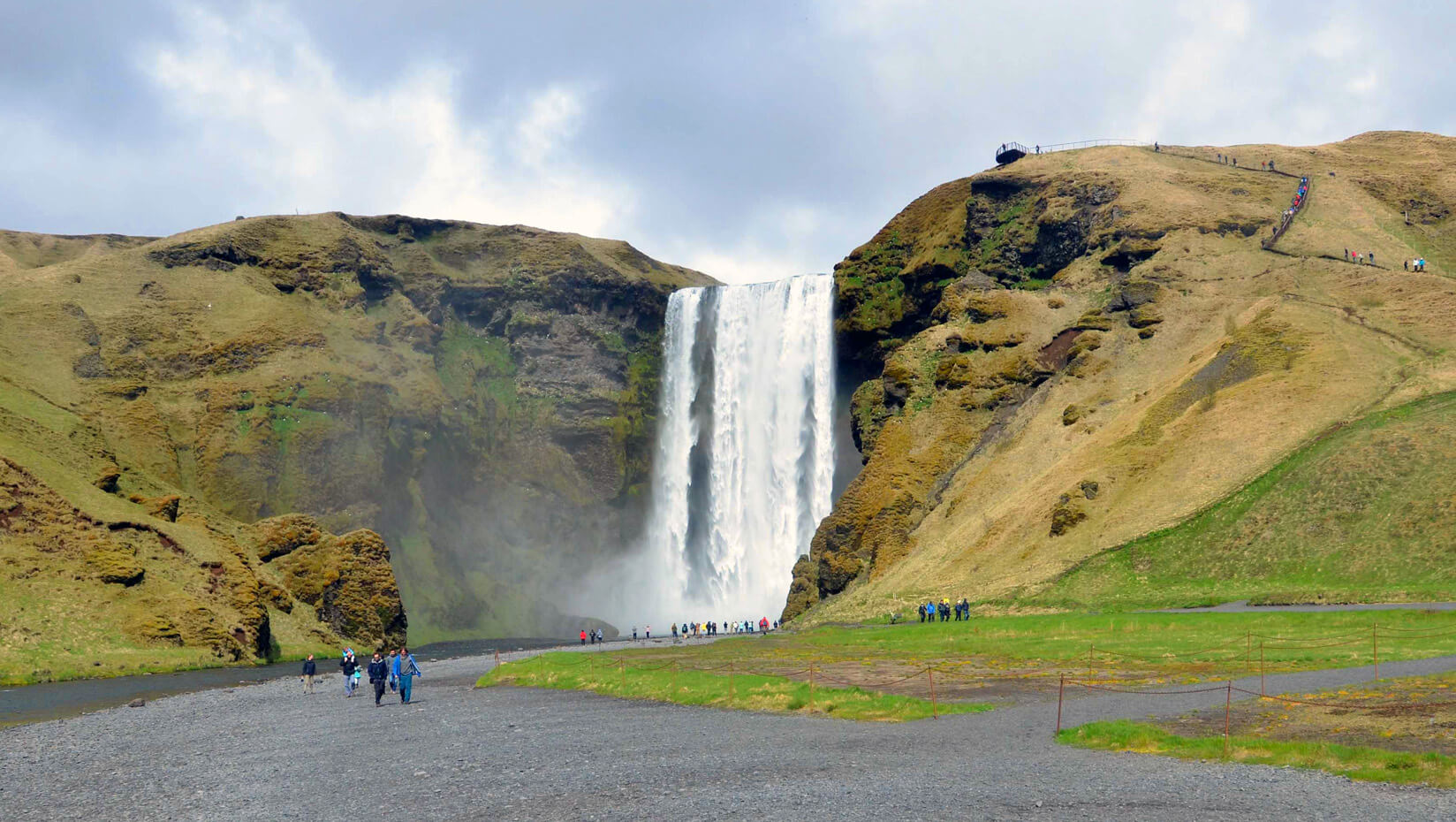 featured image for UMaine Geology Club explores glacial deposits, volcanic rocks in Iceland