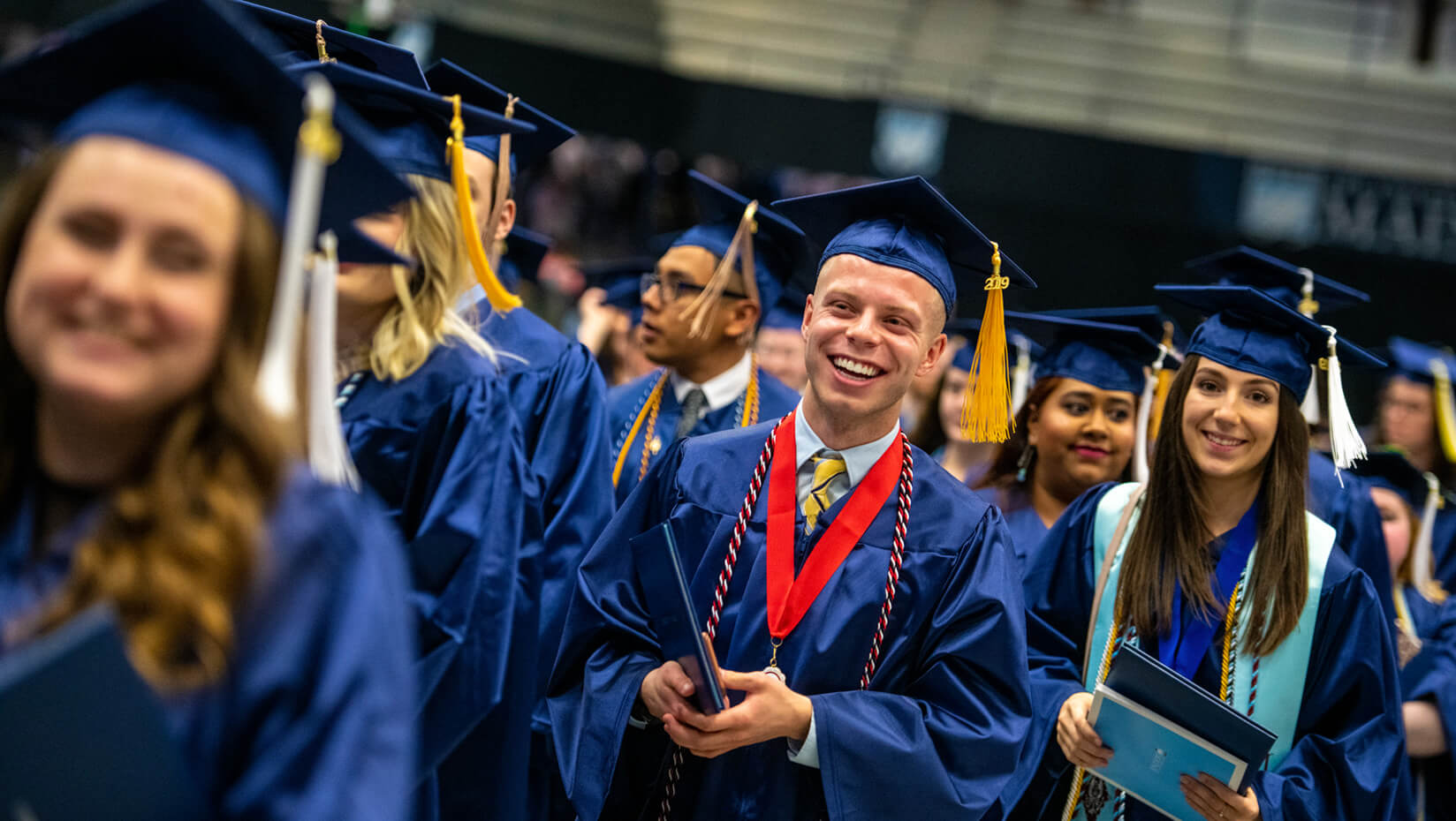 featured image for UMaine graduates urged to pursue their goals and dreams — even if they seem out of reach