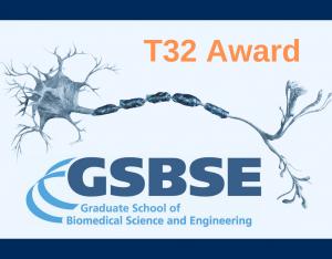 GSBSE T32 award