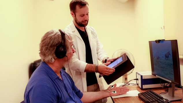 electronic measurements health