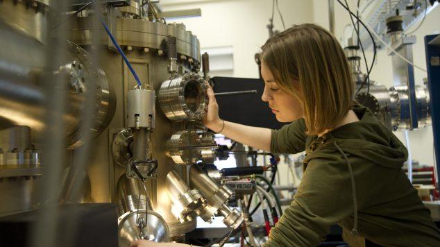 tightening some knobs on scientific machinery