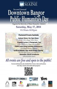 2014 Humanities Day