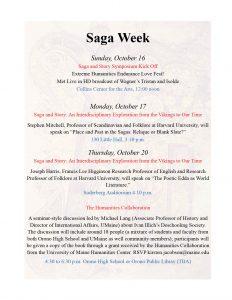 Saga Week