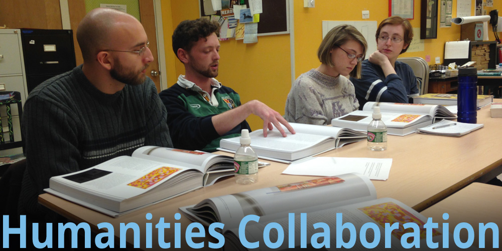 humanities collaboration