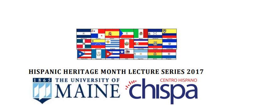 Hispanic Heritage Month Lecture Series 2017