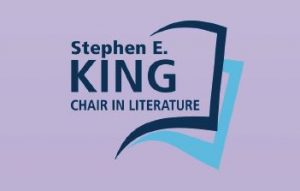 Stephen King chair in literature