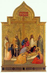Giottino's Uffizi_Lamentation