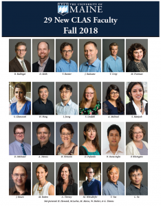 29 new CLAS faculty