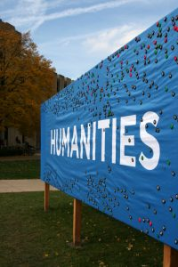 """photo of the word """"humanities"""""""