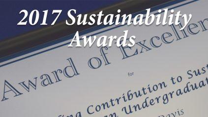 2017 Sustainability Awards