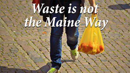 Waste is not the Maine Way