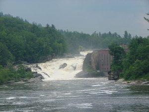 Rumford Falls