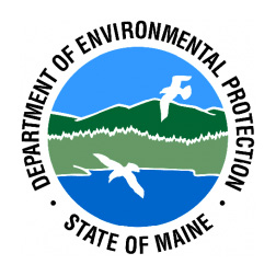 Maine Department Environmental Protection Logo