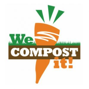 We Compost It Logo