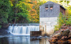 Dane Perkins Dam