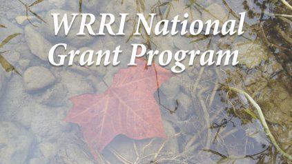 WRRI National Grant Program