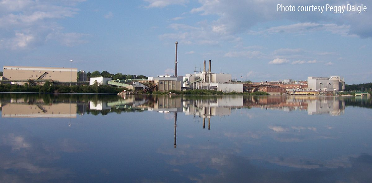 Millinocket Mill