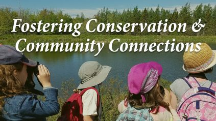 Fostering conservation and community connections