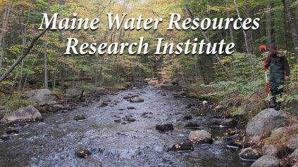 Maine Water Resources Research Institute