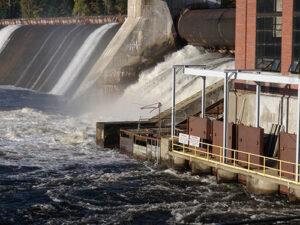 Weldon Dam