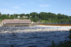 Veazie Dam removal, 2013
