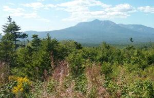 Mt. Katahdin from Sherman
