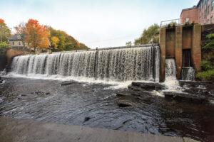 Kesslen Dam