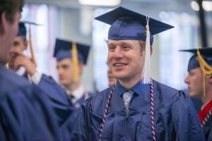 Graduation photo of David Kavin, class of 2014