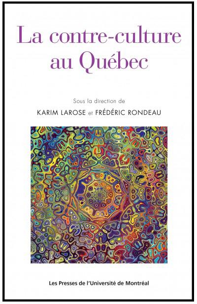 Book cover La contre-culture au Québec
