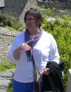 Jane Smith on Ile de Batz