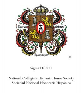 Sigma Delta Pi logo