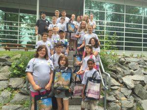 Group photo of 2015 MSTI participants