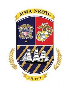 Maine Maritime Academy NAval ROTC Logo