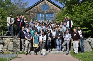 Attendees at 2015 GIScience Young Scholars Institute