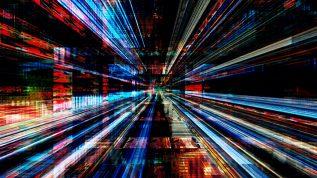 Futuristic Digital Light Technology 10815