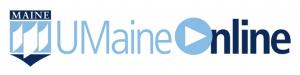 logo for UMaine online