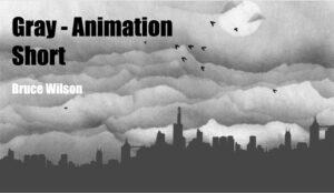 animated short title