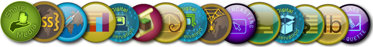 Just-in-Time Learning badges