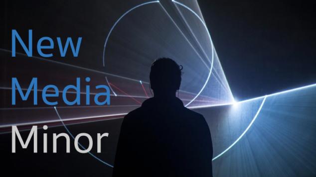 New Media Minor [ image by Marshmallow Laser Feast, https://vimeo.com/marshmallowlaserfeast ]
