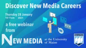 Knowledge Bites webinar on New Media careers