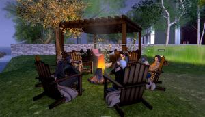 2021 New Media Night in Second Life