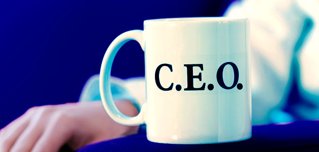 CEO coffee cup