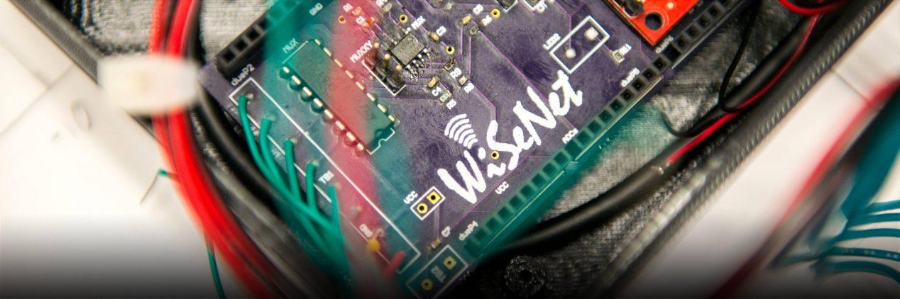 Wireless leak sensor