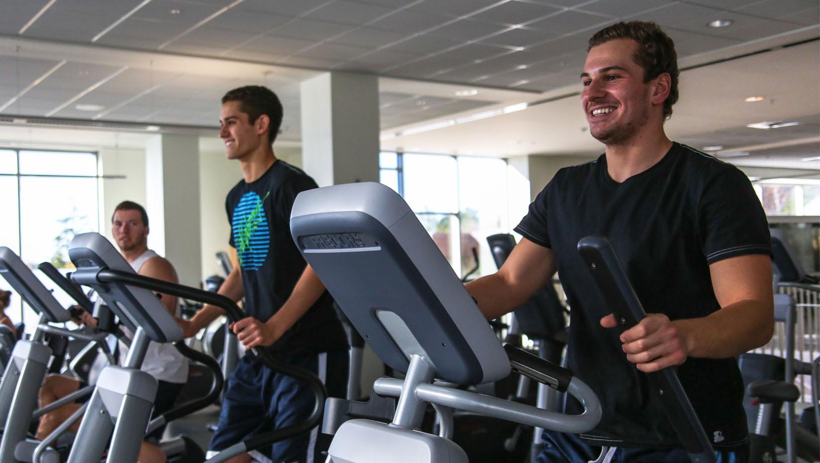new balance gym